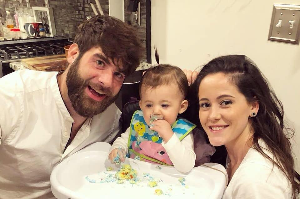 David Eason, Ensley, and Jenelle Evans