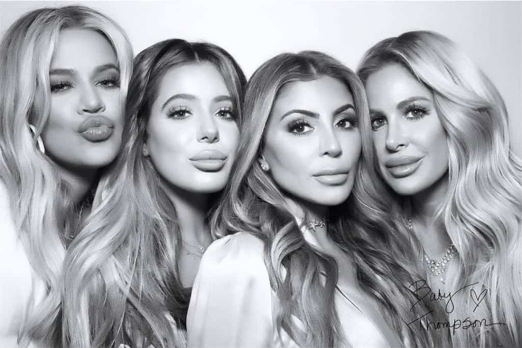 From baby shower to birthday party: Khloe Kardashian's weekend of celebrations