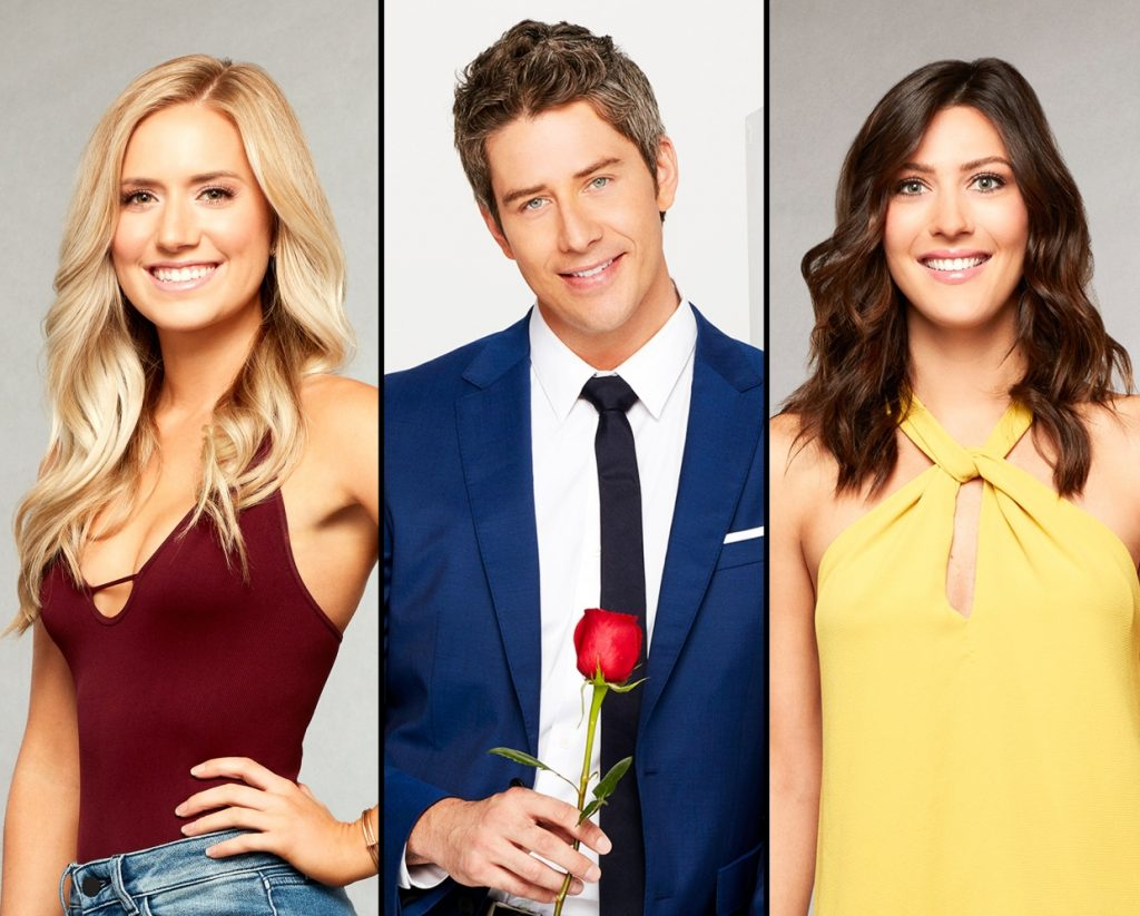 'The Bachelor' finale: Arie Luyendyk Jr. chooses Becca, then Lauren