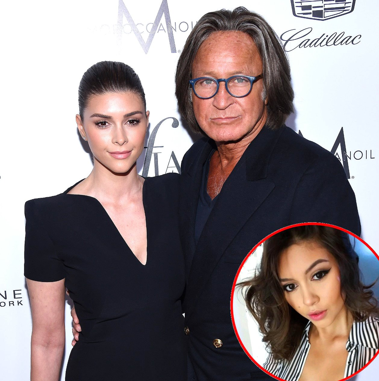 Mohamed Hadid, Shiva Safai: He Cheated With Miranda Vee, No Rape