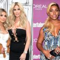 rhoa brielle biermann kim zolciak vs nene leakes