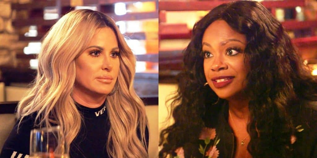 rhoa recap kim zolciak vs kandi burruss