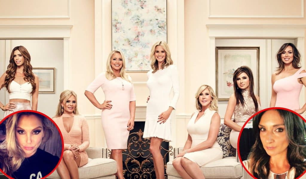 Real Housewives of Orange Count new cast members Gina Kirschenheiter and Tatiana Beene