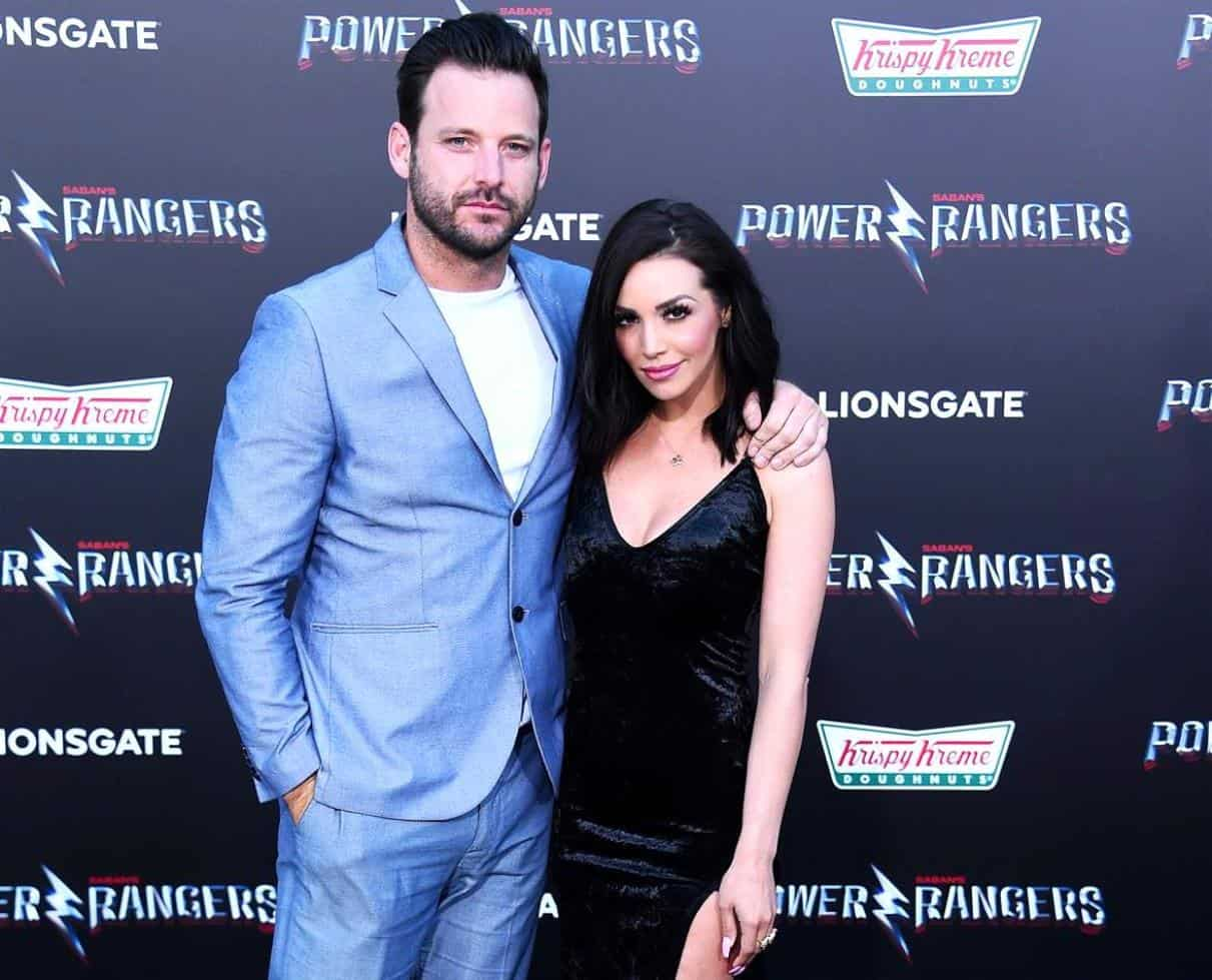 Vanderpump Rules Rob Valletta and Scheana Marie News