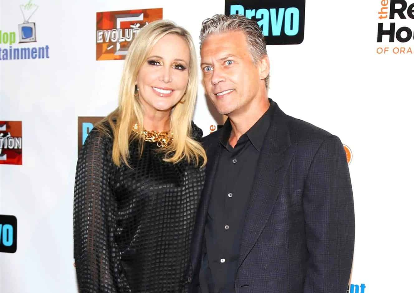 RHOC Star Shannon Beador Finalizes Divorce from Ex-Husband David Beador After They Reach a 'Settlement,' See Shannon's Reaction