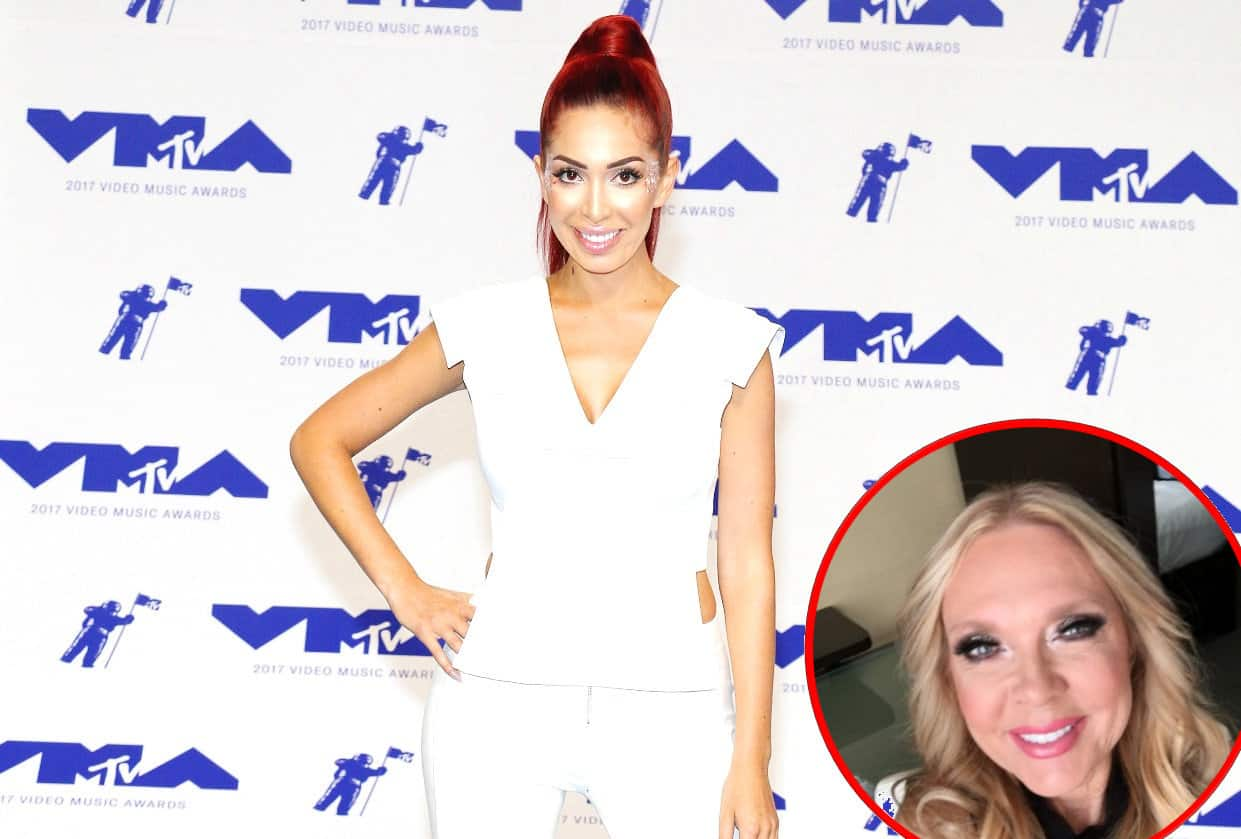 Farrah Abraham Slams Mother Debra