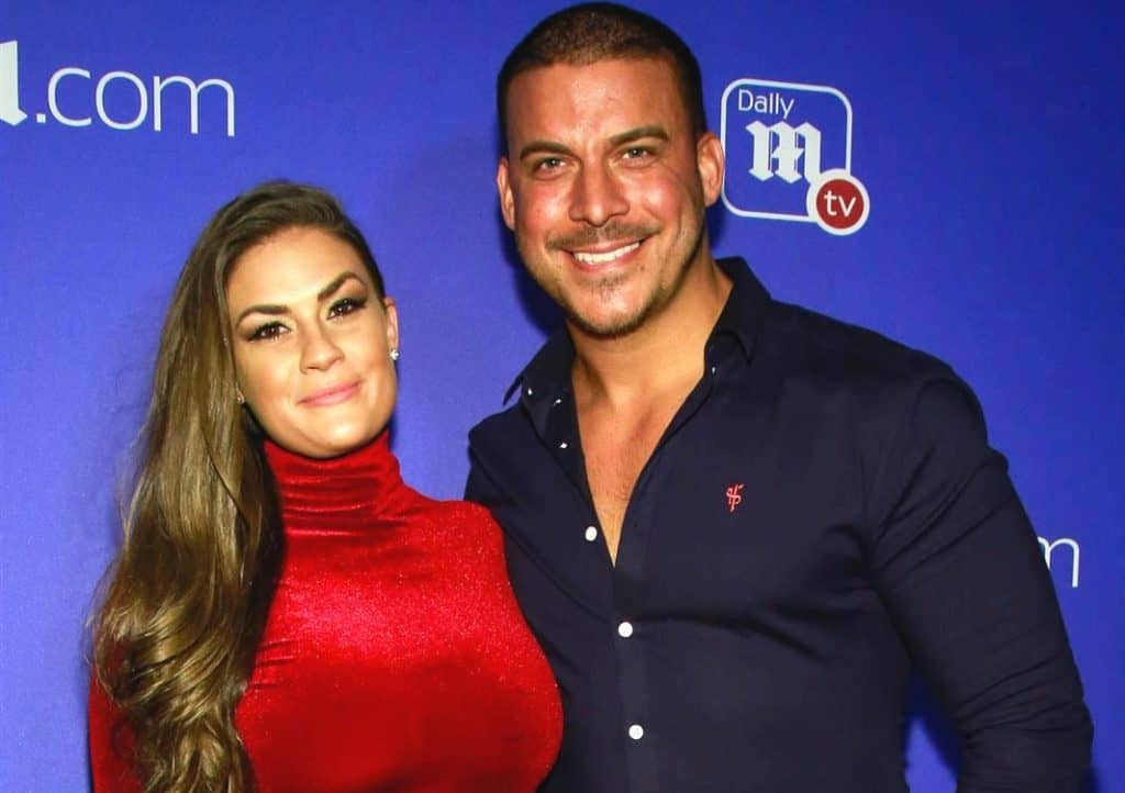 vanderpump rules brittany and jax taylor update