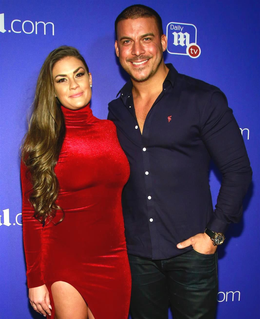 vanderpump rules brittany cartwright and jax taylor update