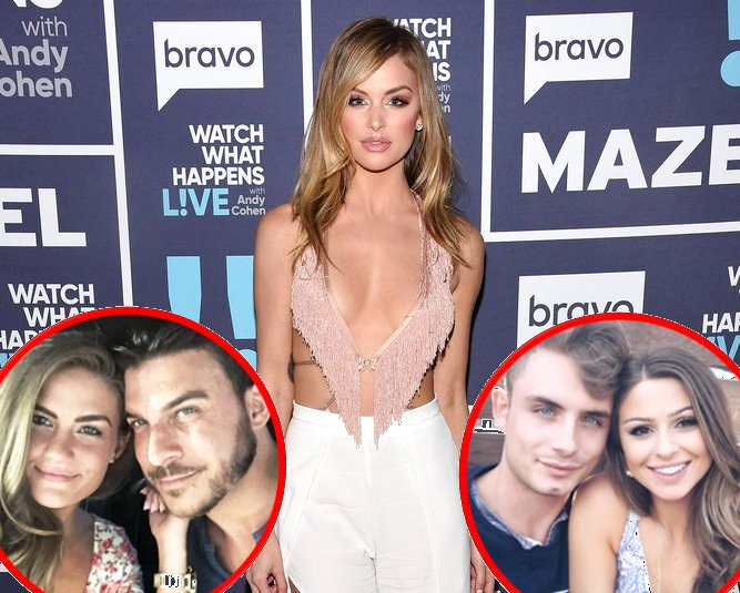 Vanderpump Rules Lala Kent talks Raquel and James plus Brittany and Jax