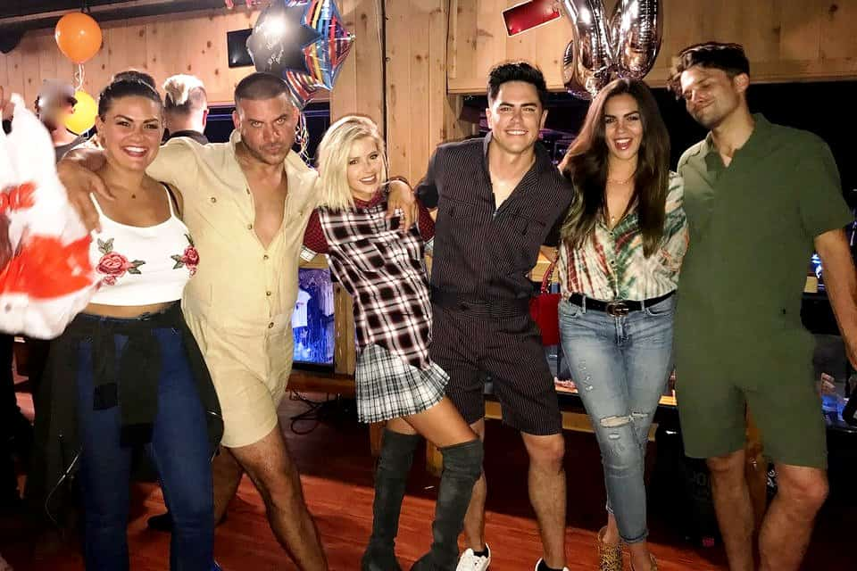 62a51f8ae607 Vanderpump Rules Recap  Watch Your Back - Reality Blurb