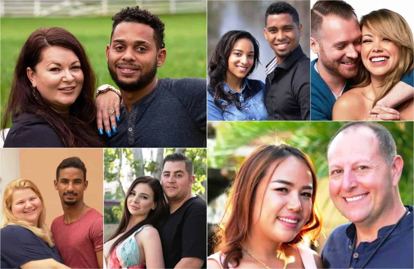 90 Day Fiance Happily Ever After New Season Couples