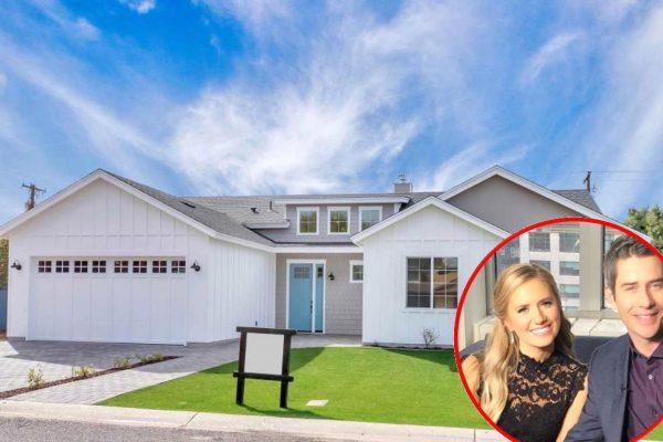 Bachelor's Arie Luyendyk Jr. and Lauren Burnham Buy New Home Photos