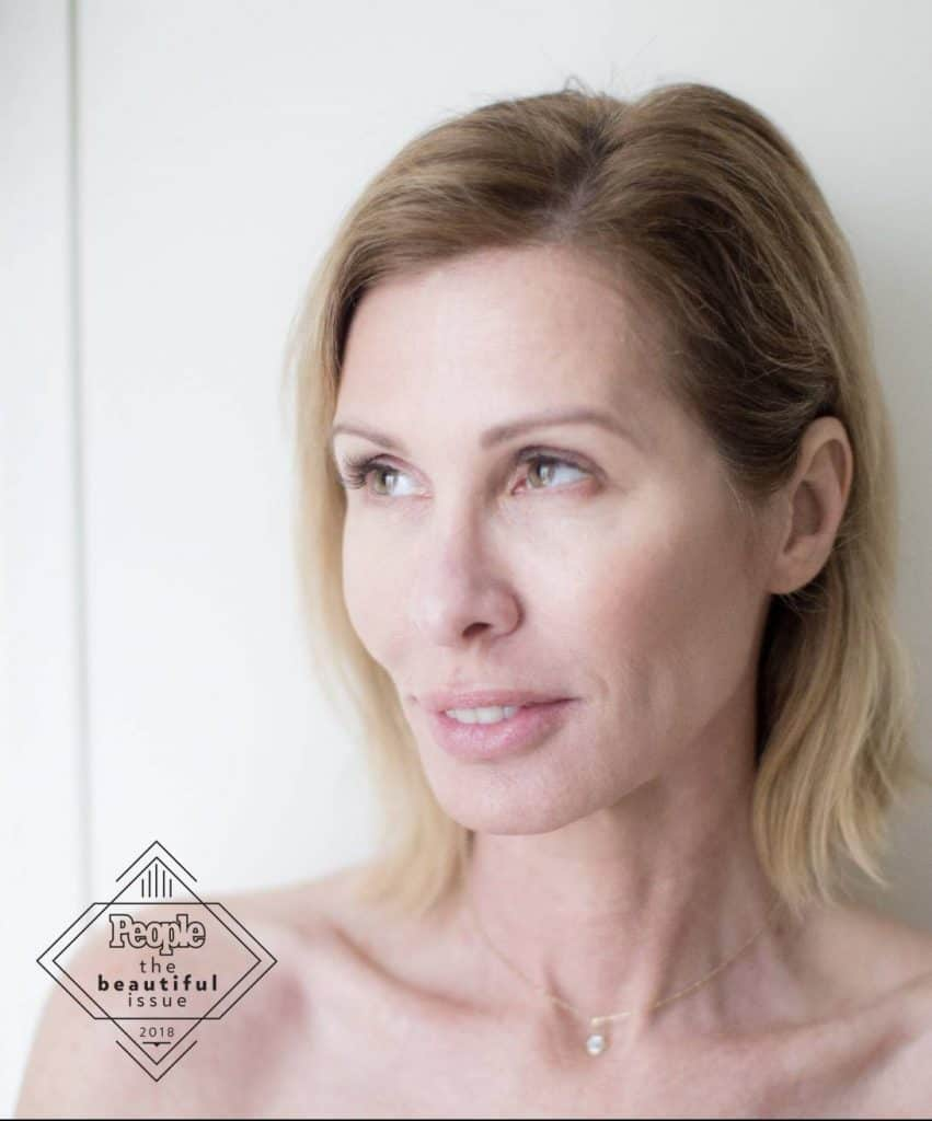 RHONY Carole Radziwill No Make Up Photo