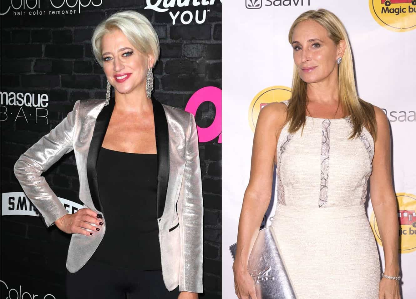 Rhonys Dorinda Medley Explains Why She Blew Up On Sonja Morgan