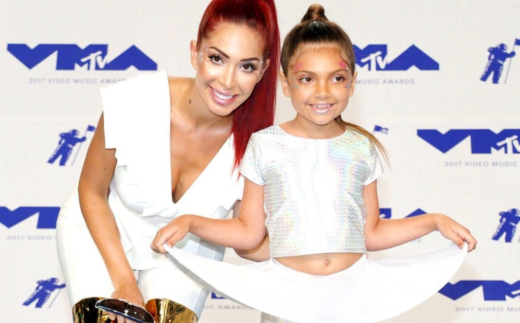 Farrah Abraham Backlash for Allowing Daughter to Record Butt Injections
