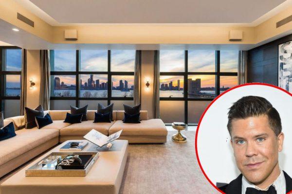 Million Dollar Listing's Fredrik Eklund Lists His Home for Sale