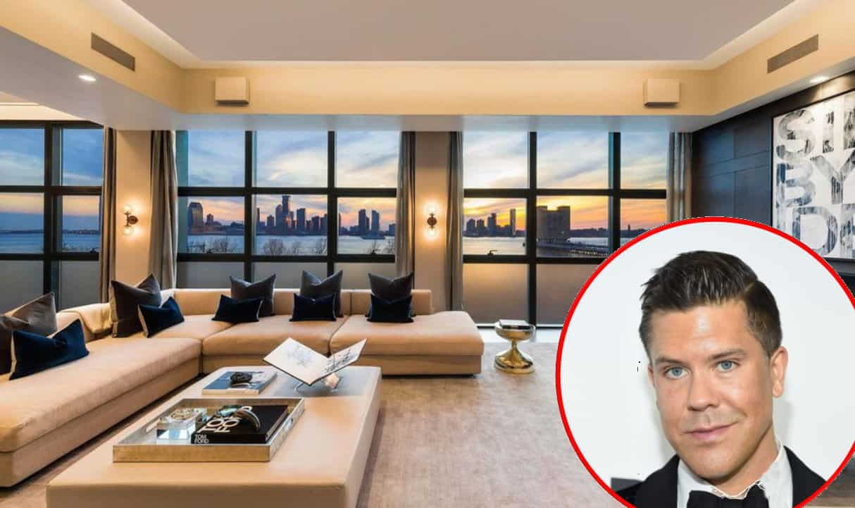 Million Dollar Listing's Fredrik Eklund Lists His Home for Sale