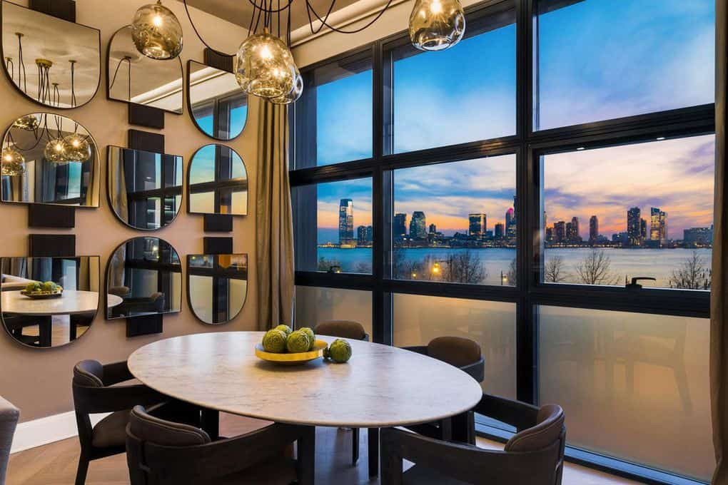 Fredrik Eklund home photos dining