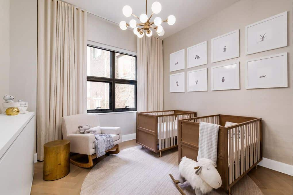 Fredrik Eklund home photos kids room