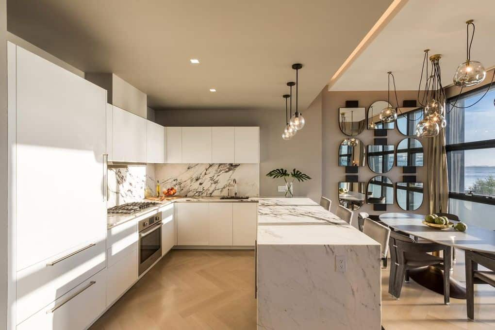 Fredrik Eklund home photos kitchen