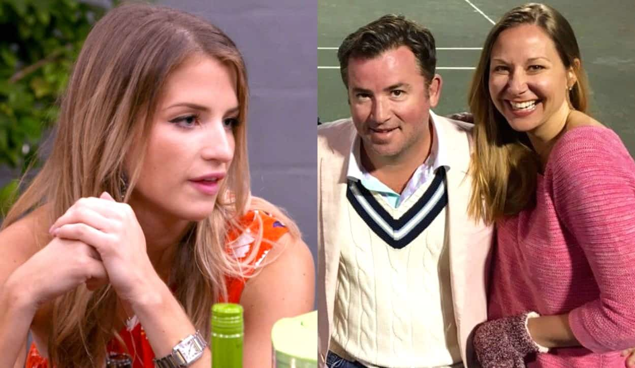 Southern Charm JD Madison Elizabeth Madison and Naomie Olindo