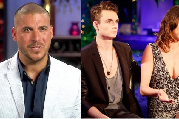 Vanderpump Rules Jax Taylor James Kennedy and Kristen Doute