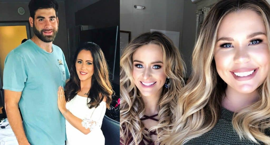 Teen Mom 2 Jenelle and David vs Leah and Kailyn