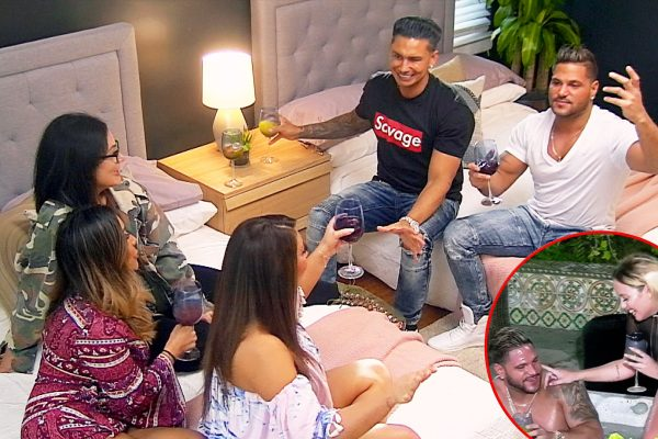 Jersey Shore Family Vacation Recap Ronnie Cheats