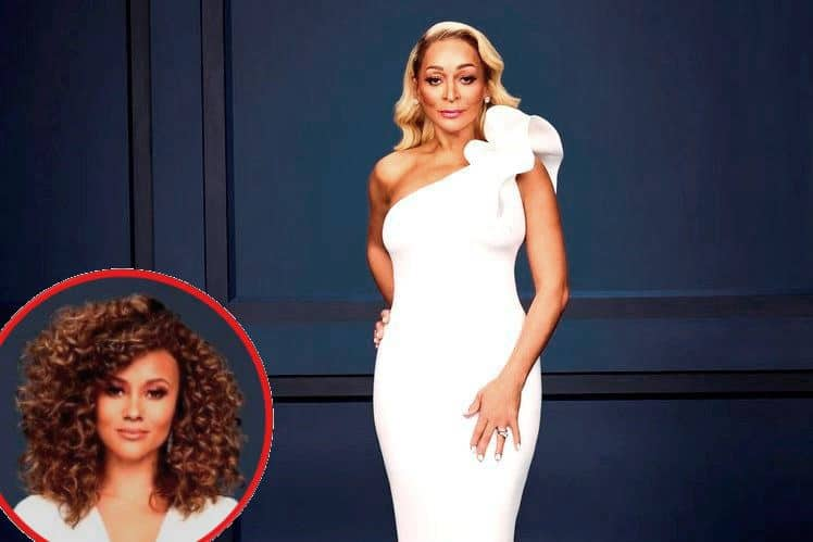 RHOP Karen Huger and Ashley Darby feud