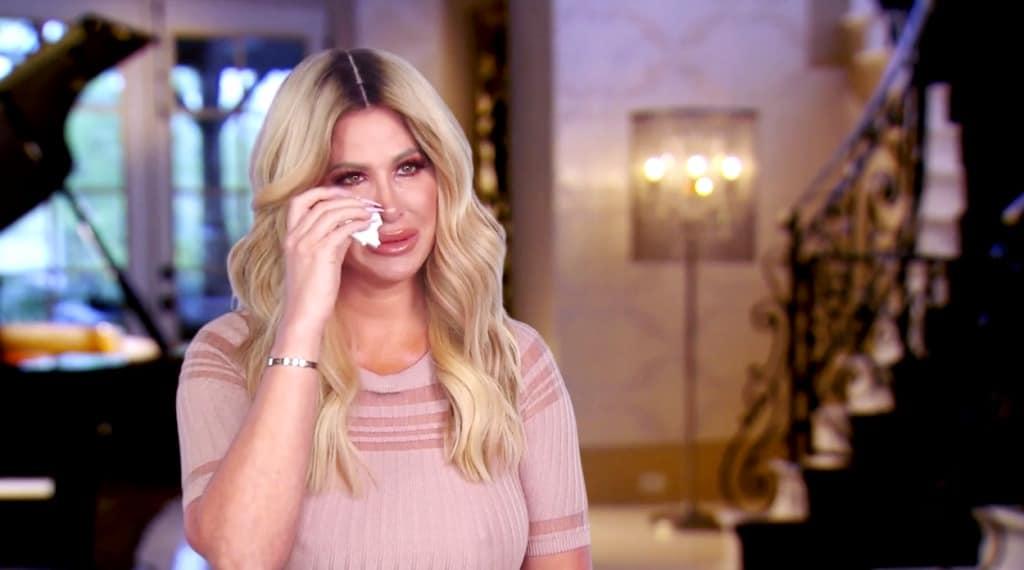 RHOA Kim Zolciak Apologizes