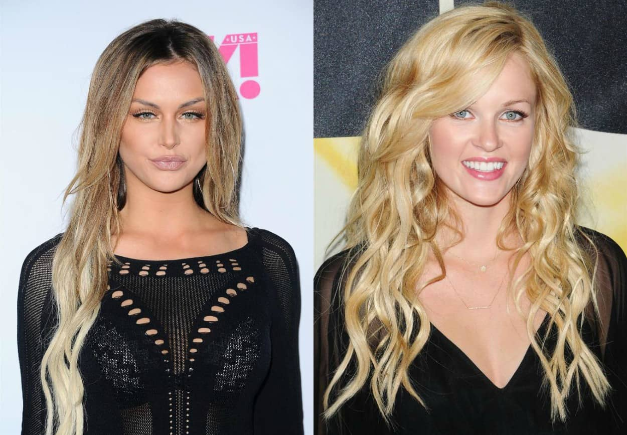 Vanderpump Rules Lala Kent vs Ambyr Childers