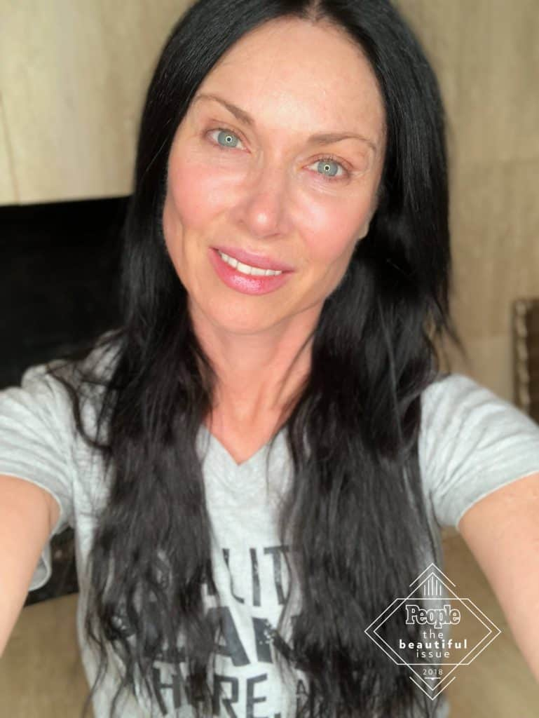 RHOD LeeAnne Locken No Make Up Photo