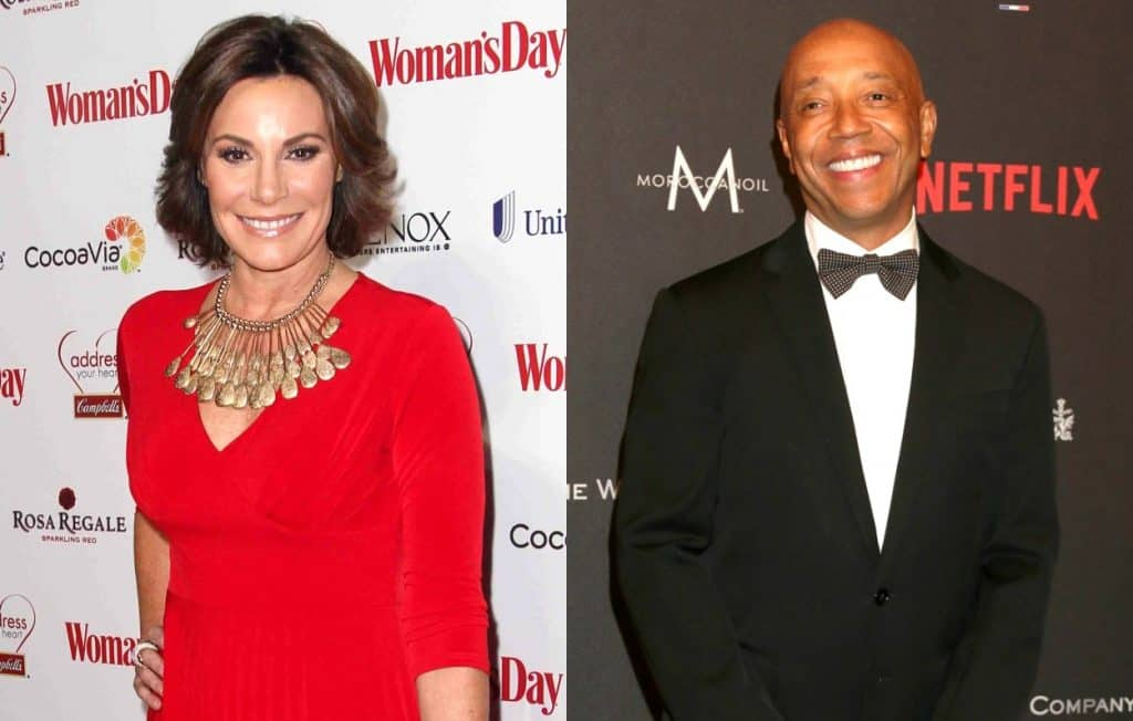 Luann de Lesseps accuses Russell Simmons