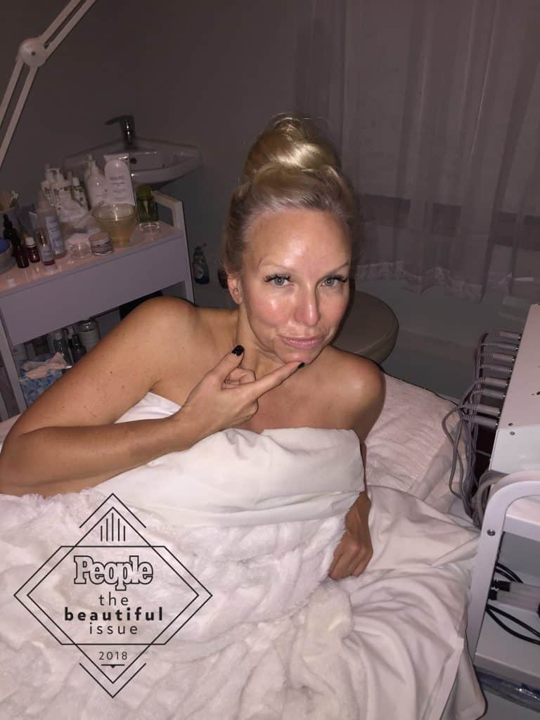 RHONJ Margaret Josephs No Make Up Photo