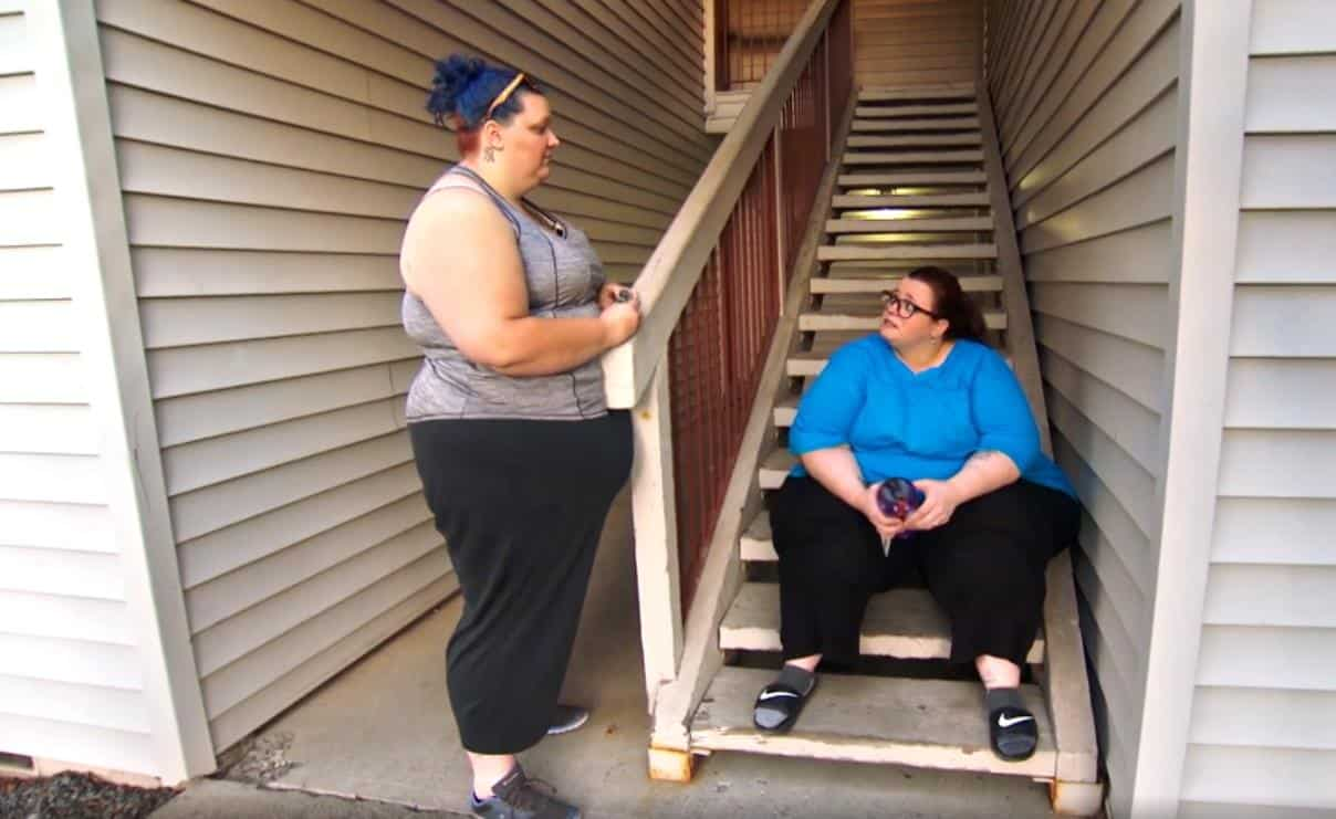My 600 Lb Life Jennifer Jess and Marissa Jess Update photos