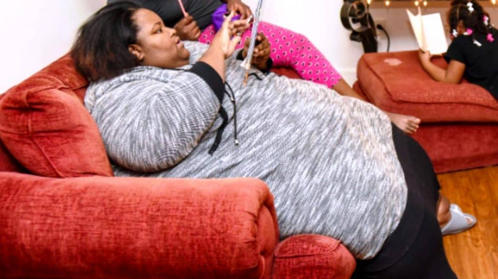 My 600 Lb Life Schenee Update, Did She Lose Weight