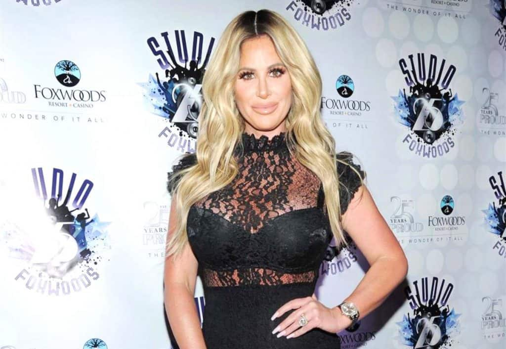 Don't Be Tardy's Kim Zolciak Shames Followers for Not Donating to the Purposity App