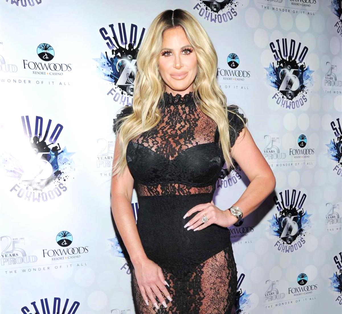 Don't Be Tardy's Kim Zolciak Ordered To Pay $215,000 After Lawsuit By American Express Over Unpaid Credit Card Debt
