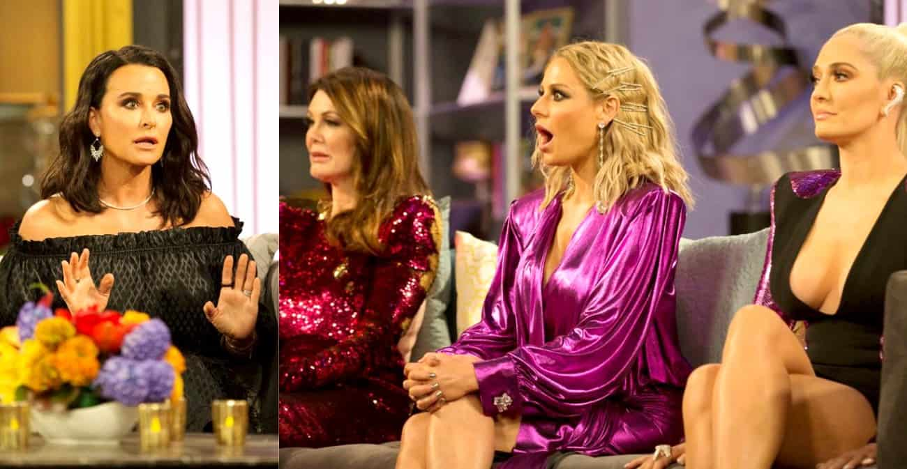 RHOBH Reunion Part 1 Recap