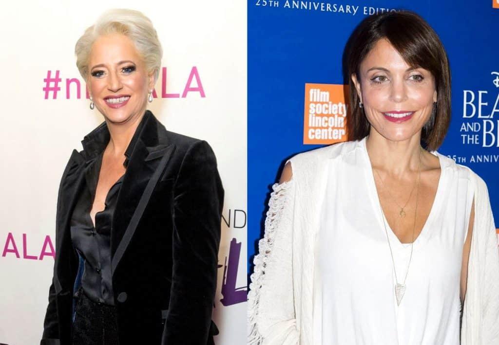 "Dorinda Medley Fires Back at ""Mean"" Bethenny Frankel For Calling Her A 'Drunk' On Real Housewives Of New York City"