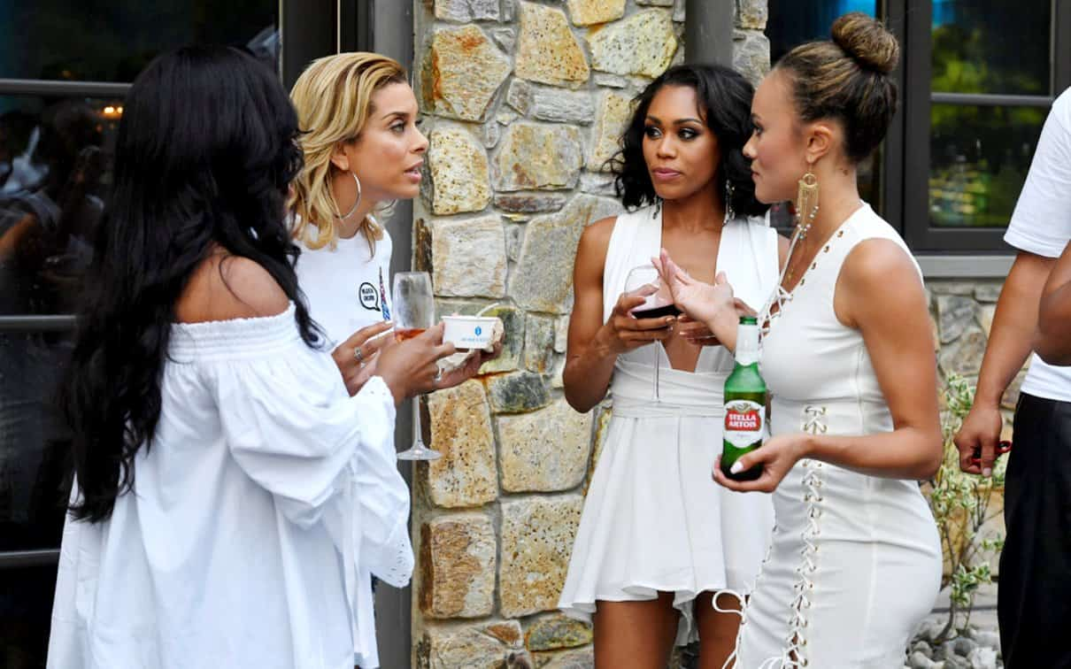 RHOP Robyn Dixon, Monique Samuels, Ashley Boalch Darby