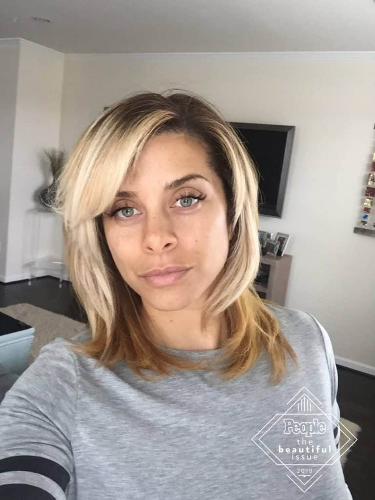 RHOP Robyn Dixon No Make Up Photo