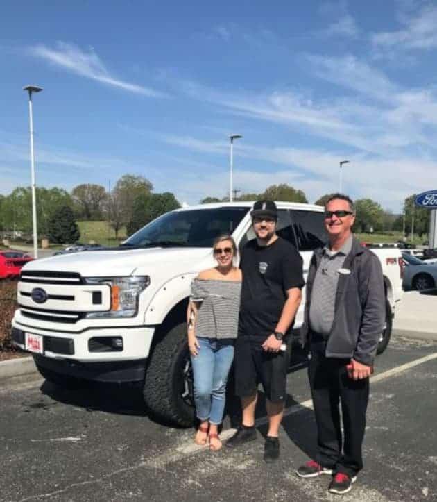 Teen Mom OG Ryan Edwards New Truck