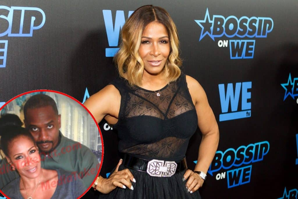 Sheree Whitfield boyfriend tyrone
