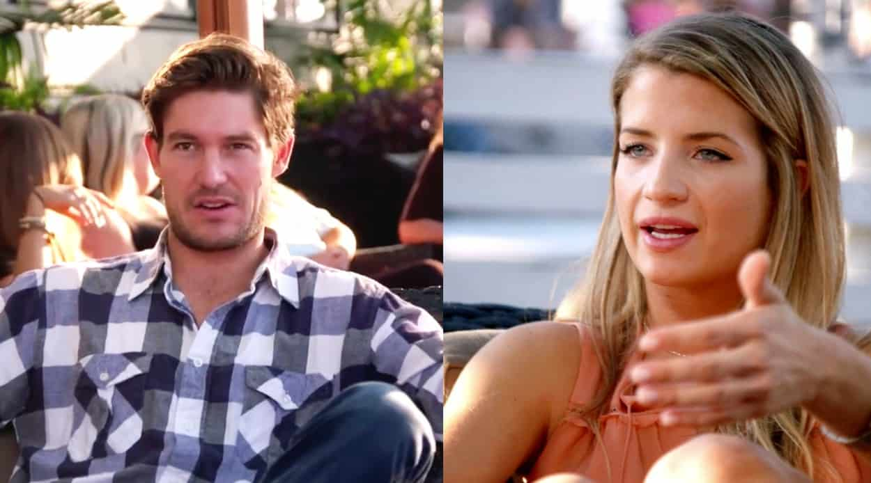 Southern Charm Recap Craig and Naomie argue