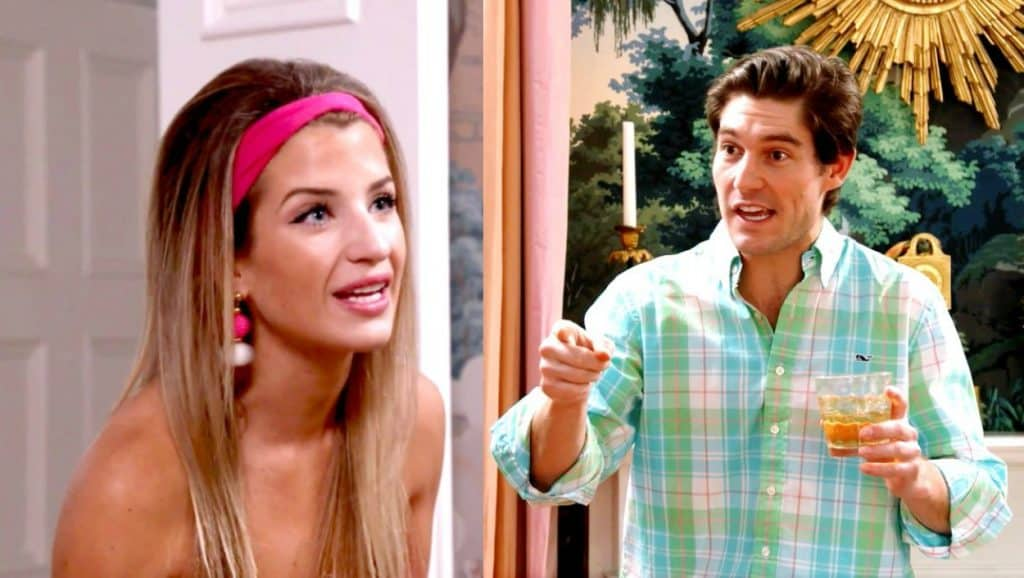 Southern Charm Recap Naomi and Craig Fight