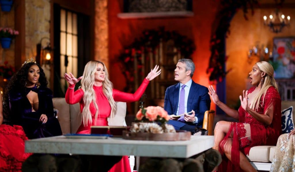 THE REAL HOUSEWIVES OF ATLANTA Reunion part 2 recap