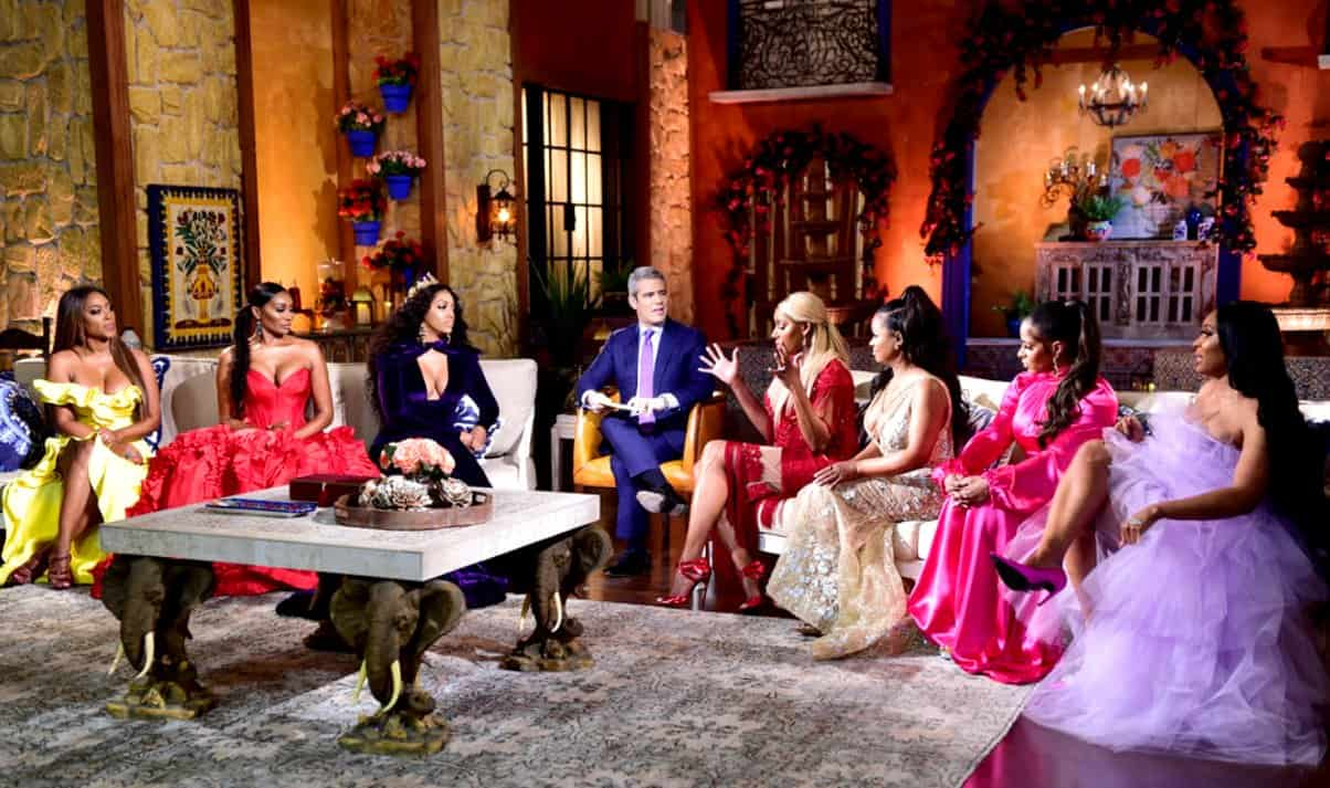 THE REAL HOUSEWIVES OF ATLANTA Reunion season 10 part 1