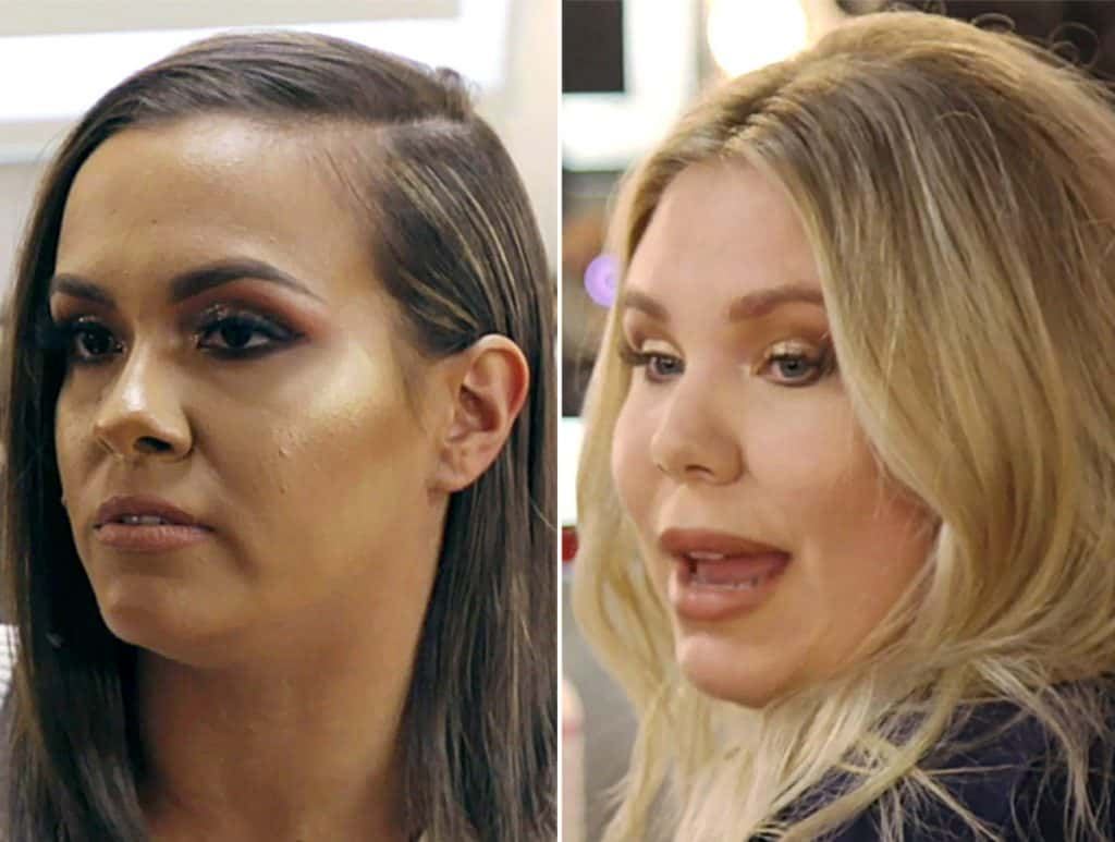 Kailyn Lowry  Briana Dejesus Feud On Twitter After Teen -6906