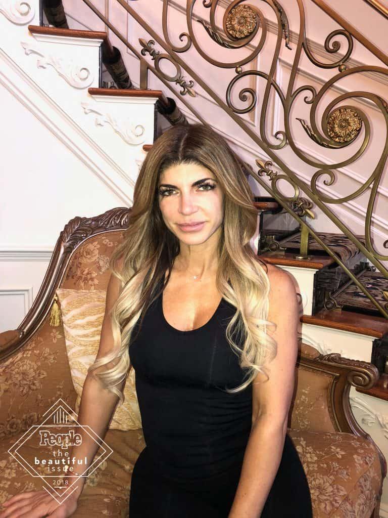 RHONJ Teresa Giudice No Make Up Photo